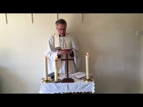 Holy Communion (Sunday 24th May 2020)