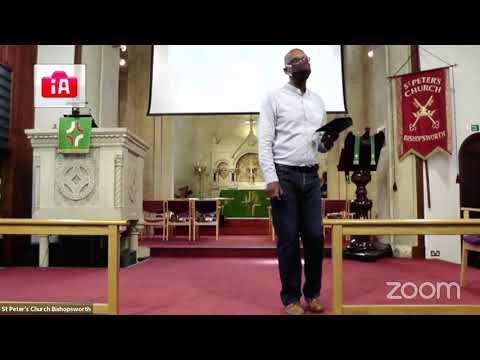 Café Church live stream (Sunday 2nd August 2020)