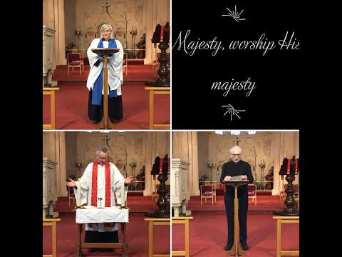 Holy Communion 22/11/2020