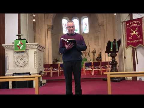 Morning Prayer (Sunday 26 July 2020)